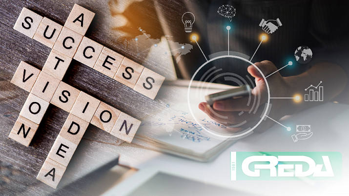Greda srl mission and vision